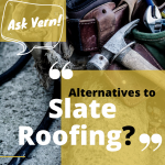 Ask Vern: Slate Roof Look Without The Cost?