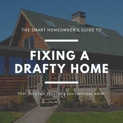 Fix A Drafty Home