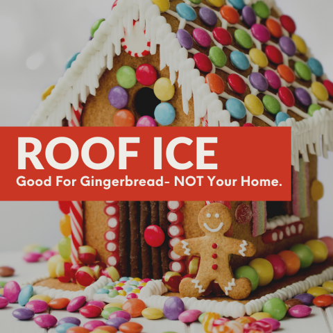Your Winter Roof: Ice Dams (And What To Do)