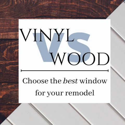 Vinyl Windows Vs. Wood