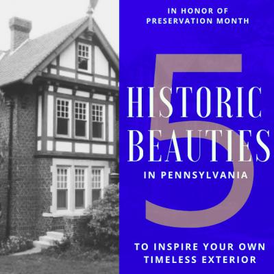 5 Historic Buildings in Pennsylvania