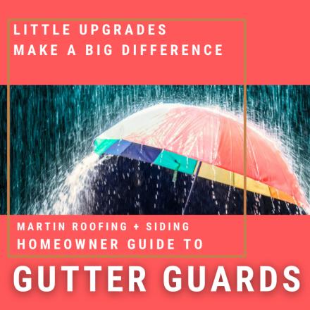 Gutter Guards: Secret Low Maintenance Upgrade