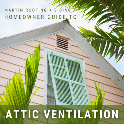 Attic Ventilation: Keep Your Top Cool