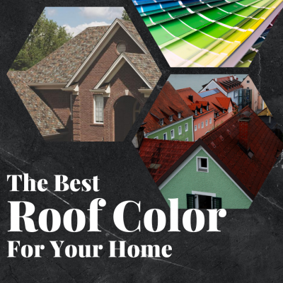 The Best Roof Color for Your Home