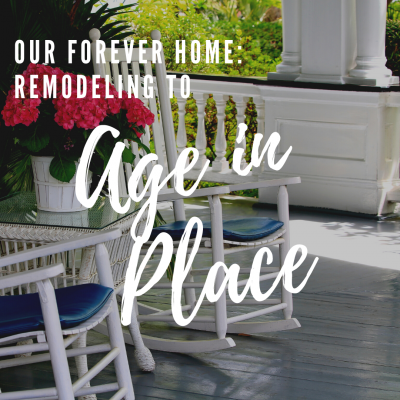 Remodeling to Age in Place