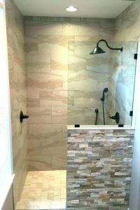 Aging in place shower option