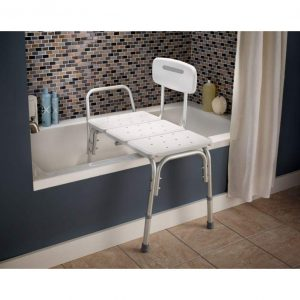 Bathroom modification for aging in place