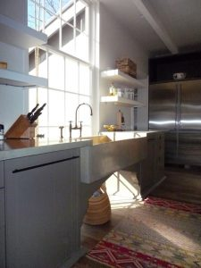 Accessible Lowered Cabinets